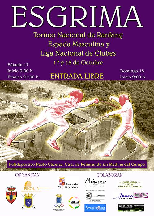 Torneo Nacional de Ranking espada 2015-1