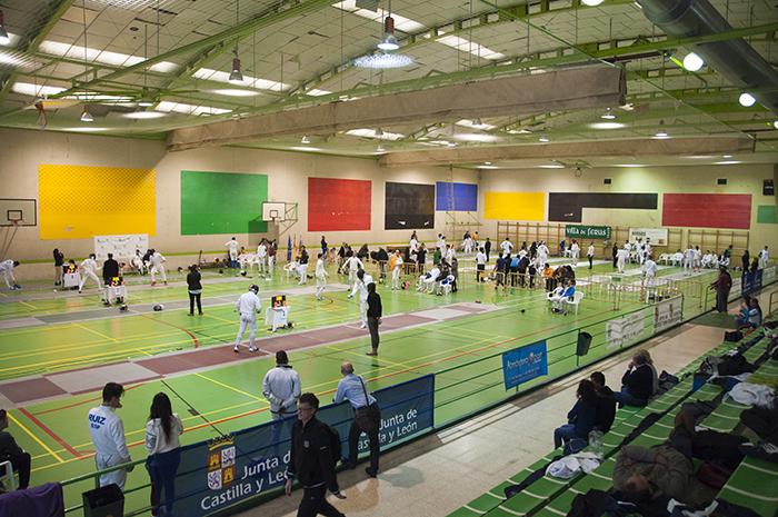 Torneo Nacional de Ranking espada 2015-2