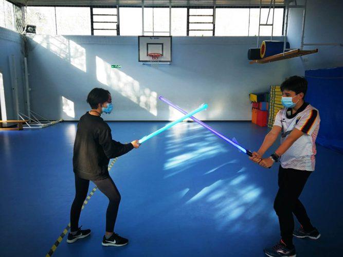 espadas-laser-esgrima-el-duque